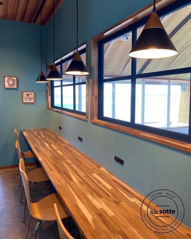 海の見えるカフェ 長島で美味しい珈琲とかき氷🍧が味わえる✨✨✨8月オープン予定🎶🎶